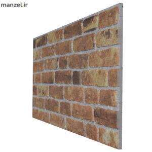 دیوار پوش طرح آجر کد B-651-219