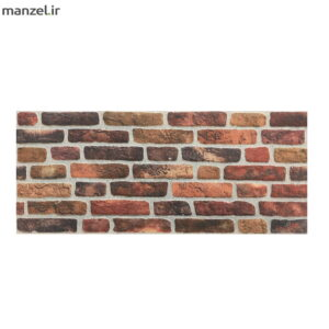 دیوار پوش طرح آجر کد B-651-220