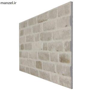دیوار پوش طرح آجر کد B-651-223