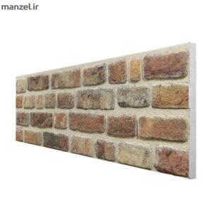 دیوار پوش طرح آجر کد B-S-651-002
