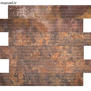 دیوار پوش طرح چوب کد SW-HM-08