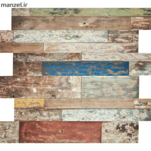 دیوار پوش طرح چوب کد SW-HM-14