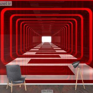 پوستر دیواری طرح تونل 3761-DA