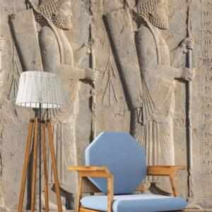 پوستر دیواری طرح تخت جمشید 3787-DA