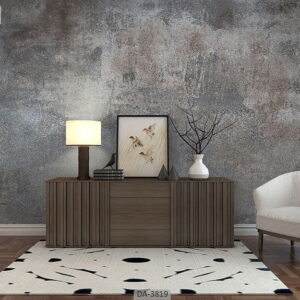 پوستر دیواری طرح ساده 3819-DA