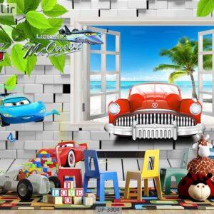 پوستر دیواری طرح کودک ۳۹۰۴-DP