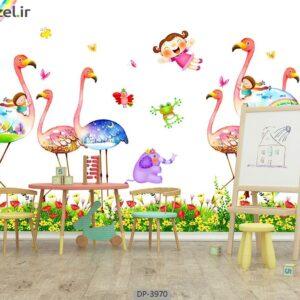پوستر دیواری طرح کودک ۳۹۷۰-DP