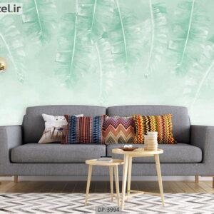 پوستر دیواری طرح برگ 3994-DP
