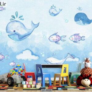 پوستر دیواری طرح کودک 4028-DP