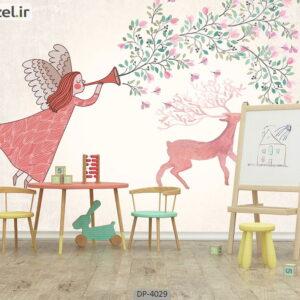 پوستر دیواری طرح کودک 4029-DP