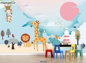 پوستر دیواری طرح کودک ۴۰۳۰-DP