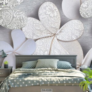 پوستر دیواری طرح گل فانتزی 4168-DA