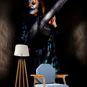 پوستر دیواری طرح ترسناک 4195-DA
