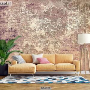 پوستر دیواری طرح لاکچری 4208-DP