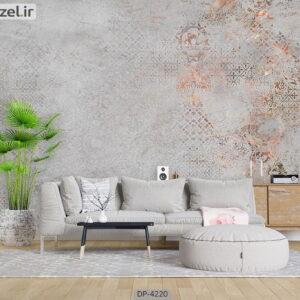 پوستر دیواری طرح لاکچری 4220-DP