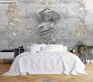 پوستر دیواری طرح مجسمه ۴۲۲۷-DP