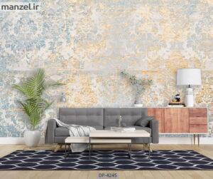 پوستر دیواری طرح لاکچری ۴۲۴۵-DP