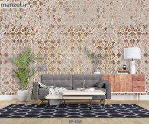 پوستر دیواری طرح لاکچری ۴۲۵۵-DP