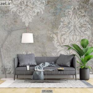 پوستر دیواری طرح لاکچری 4256-DP