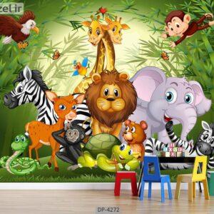 پوستر دیواری طرح کودک 4272-DP