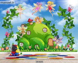 پوستر دیواری طرح کودک ۴۲۷۳-DP