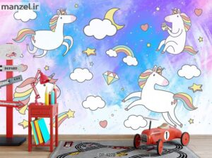 پوستر دیواری طرح کودک ۴۲۷۸-DP