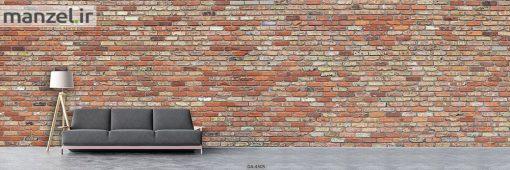 پوستر دیواری طرح آجر 4305-DA