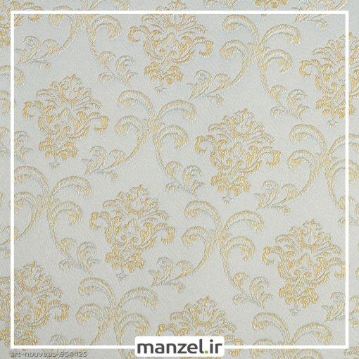 کاغذ دیواری طرح داماسک art nouveau کد 954425
