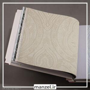 کاغذ دیواری طرح داماسک art nouveau کد 955217