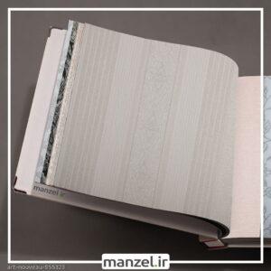 کاغذ دیواری طرح راه راه art nouveau کد 955323