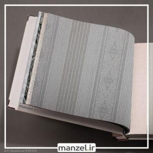 کاغذ دیواری طرح راه راه art nouveau کد 955330