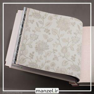 کاغذ دیواری طرح گل art nouveau کد 958218