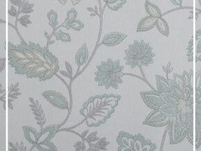 کاغذ دیواری طرح گل art nouveau کد ۹۵۸۲۲۵