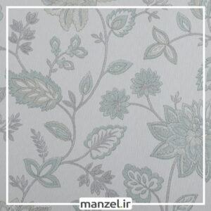 کاغذ دیواری طرح گل art nouveau کد 958225