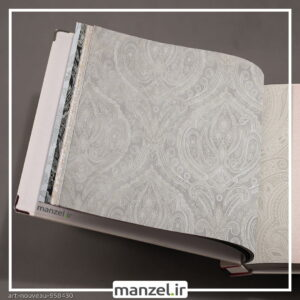 کاغذ دیواری طرح داماسک art nouveau کد 958430