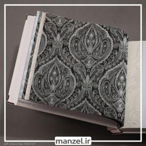 کاغذ دیواری طرح داماسک art nouveau کد 958447