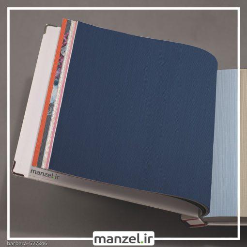 کاغذ دیواری طرح ساده barbara کد 527346