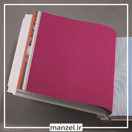 کاغذ دیواری طرح ساده barbara کد 527377