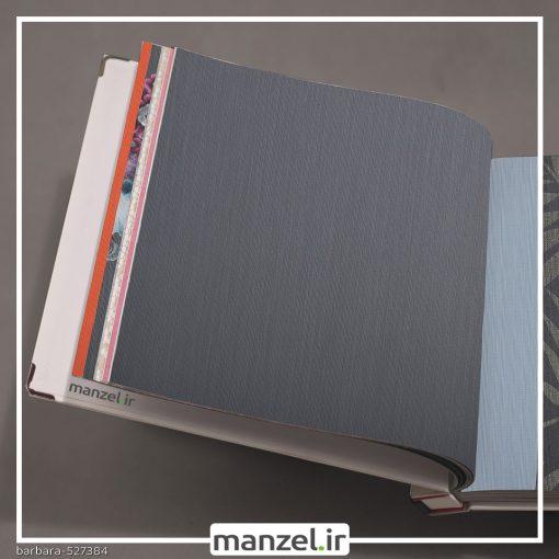 کاغذ دیواری طرح ساده barbara کد 527384