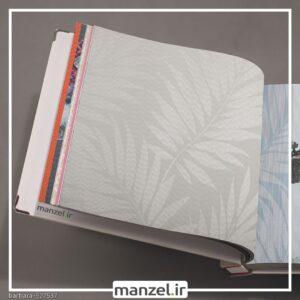 کاغذ دیواری طرح برگ barbara کد 527537