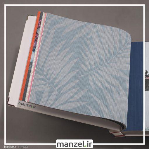 کاغذ دیواری طرح برگ barbara کد 527551