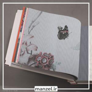 کاغذ دیواری طرح گل barbara کد 527636