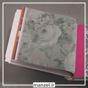 کاغذ دیواری طرح گل barbara کد 527834