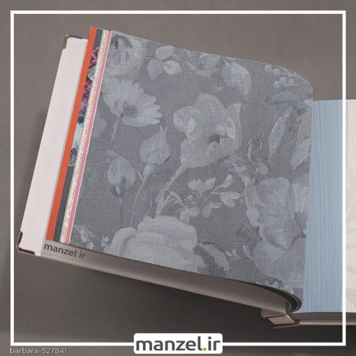 کاغذ دیواری طرح گل barbara کد 527841