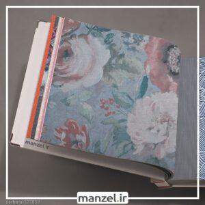 کاغذ دیواری طرح گل barbara کد 527858