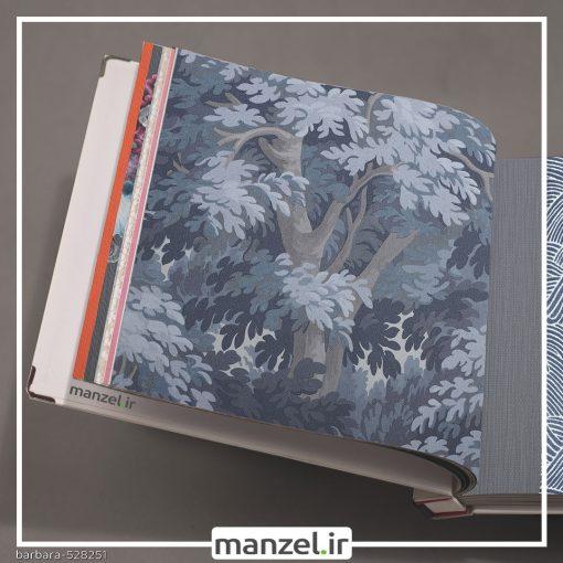 کاغذ دیواری طرح درخت barbara کد 528251