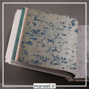 کاغذ دیواری طرح اشکال هندسی Elements کد 61101