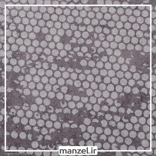 کاغذ دیواری طرح اشکال هندسی Elements کد 61105