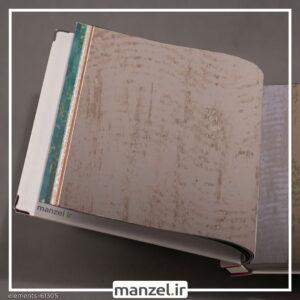 کاغذ دیواری طرح پتینه Elements کد 61305
