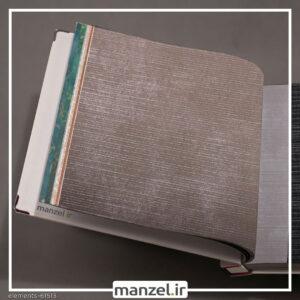 کاغذ دیواری طرح ساده Elements کد 61513